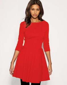 fit and flare dress - Google Search
