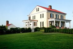 p allen smith house | ... Allen Smith, famous tastemaker. Check out these gorgeous pictures