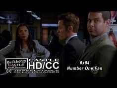 "Castle 6x04 ""Number One Fan"" Captain Gates Protective of Her Detectives 