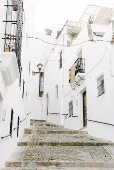 Andalusia, Vejer De LA Frontera, SPAIN VIA: http://readcereal.com/andalusia/