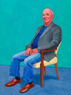 David Hockney RA: 82 Portraits and 1 Still-life   Exhibition   Royal Academy of Arts