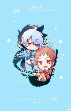 Mahiru và Kuro