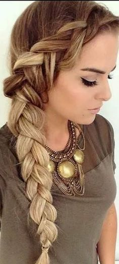1000+ ideas about Tipo De Trenzas on Pinterest - Cool Braid Hairstyles