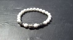 Bracelet homme - Bracelet hommes en perles - Cadeau pour lui - Bracelet yoga - Bracelet chakra - Bracelet Bouddha - Bracelet protection de la boutique Perlesforever sur Etsy