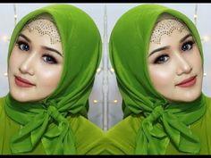 CARA TUTORIAL HIJAB PESTA SIMPLE ANTI BADAI [ GLAMOR MEWAH DAN ELEGAN ] - YouTube Tutorial Hijab Pesta, Makeup Looks, Dan, Elegant, Simple, Youtube, Instagram, Design, Fashion