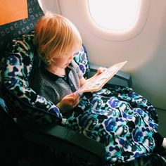 Travel snug - possibly one of the cleverest pieces of kit for a long-haul flight, and a new travel with kids essential for a family holiday