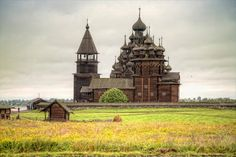 The Holy Transfiguration church was built in Kizhi in the early 18th century, in honor of the victory over the Swedes. Source: Lori / Legion Media