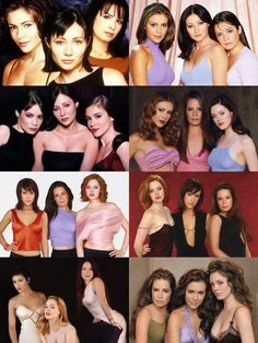 Happy anniversary to the last time the Charmed Ones cast their spell, Forever Charmed! Charmed Characters, Charmed Tv Show, Phoebe Cates, Charmed Sisters, Shannen Doherty, The Good Witch, Bridget Jones, Cute Prom Dresses, Love Actually