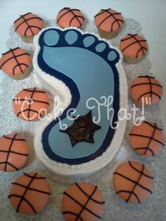 Tarheels Cake!