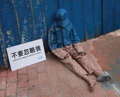 Unicef China: Don't Ignore me Advertiser: Unicef China Agency: Ogilvy & Mather, Shanghai, China