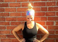 Workout headband- fitness headband- yoga headband- HIIT headband- exercise headband- boho headband- gypsy headband •• Ashbury ••