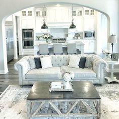 Amazing Farmhouse Living Rooms 110