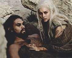 Jason Momoa Autographed Signed 8X10 Photo COA