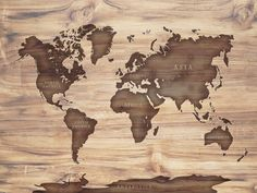 3 questions to ensure you give the perfect graduation gift World Map Canvas, Digital Signage, New Journey, Graduation Gifts, Personalized Gifts, Digital Prints, Canvas Prints, This Or That Questions, Places
