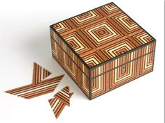 Veneered Boxes with a Twist with Adrian Ferrazzutti