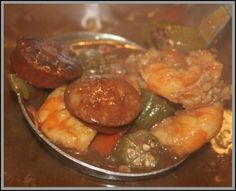 New Orleans Shrimp Gumbo; using this recipe for my first attempt