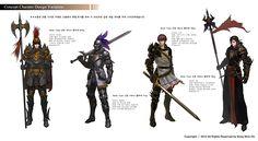 GGSCHOOL Artist 송원호 Student Portfolio for game 2D Character Concept Art www.ggschool.co.kr