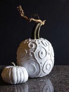 Ohoh Blog - diy and crafts: DIY Monday # Pumpkins