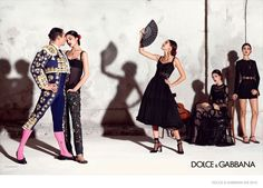 Bianca Balti Takes the Lead in Dolce & Gabbana's Spring 2015 Ads