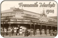 A history of Fremantle from the settlement of the Swan River Colony in 1829 by Captain Stirling, until the end of World War II in Includes resources to Indigenous History of Fremantle, Western Australia. Australian Photography, Perth Western Australia, Wonderful Picture, Wild West, World War Ii, Wwii, Colonial, Countryside, The Good Place