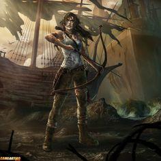 Lara-Croft-Artwork-2013-by_fadly-romdhani.jpg (1600×1600)