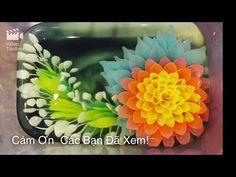 Rau câu 3D | Phượng Phạm | Thiên đường ẩm thực - YouTube