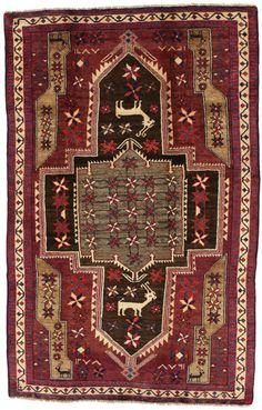 Gabbeh - Lori Persialainen matto 231x148