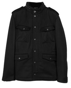 Army Jacket. via rag & bone, guest pinner for Land Rover USA