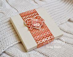 Little Sunshine gift box of note cards - Stampin' Up artisan blog hop