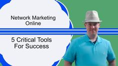 Enjoy this training? Want to learn how I market my business on Youtube? Click the link below enter your name and actual email and you will get a 100% Free Youtube Marketing Cheatsheet: http://ift.tt/2cP3ROa   In this training video I teach you about the five critical tools you must use to make [Network Marketing Online] a reality. Without these tools you have no business.  If you have any questions reach out to me on my Facebook Page here: http://ift.tt/2dqjfhd   For more training visit my…