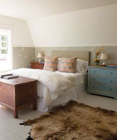 Perfectly Mismatched Bedroom