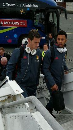 Ready for our flight to Lyon ! #belita #tousenfrance #EURO2016