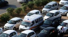 A woman dies as ambulance gets stuck due to AAP rally #HonestIndian