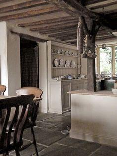 English Country Homes Interiors