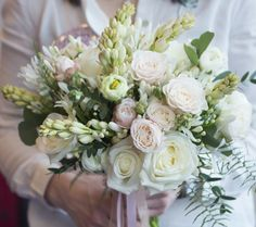 Trendy wedding bouquet FLORIMI