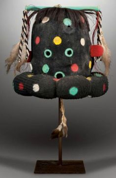 Hopi Kachina masks created between 1880 and 1910. www.occidentalphotography.com