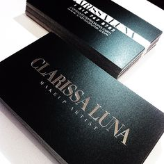 this isn't for master key but business cards ideas for my makeup business :)