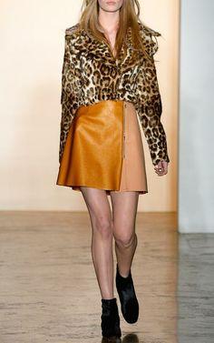 Peter Som Fall/Winter 2014 Trunkshow Look 8 on Moda Operandi