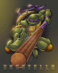 Donatello by ~Sajad126 on deviantART
