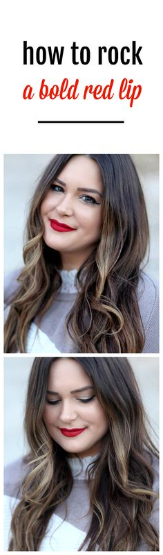 Need to re-create this look! / How to wear a bold red lipstick, no matter the season! Beauty blogger Mash Elle shares a step by step holiday makeup tutorial using her favorite Nordstrom beauty finds including brands Anastasia Beverly Hills, Lacome, Estee Lauder, Dior, MAC and more! #beautytutorial #highendbeauty #redlipstick #liquidlipstick #makeup #beautyblogge