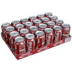 Coca-Cola Cherry, Cannette, Lot de 24, 24 x 0,33 l