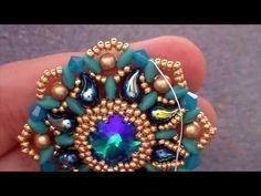 Tutorial orecchini Miry - YouTube