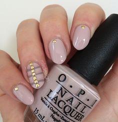 OPI Don't Bossa Nova Me Around #BRAZILOPI #OPILovers #nails #nude #cream