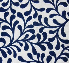Fabric from our Sconset pillow collection www.nantucketbound.com