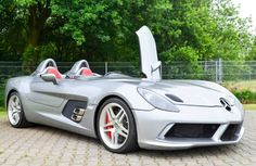 Slr stirling Moss! merc