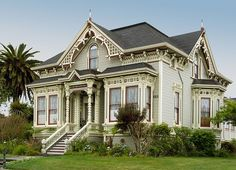 National Register : William S. Clark House in Eureka, Ca.