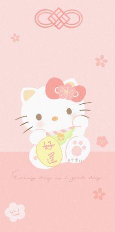 Sanrio Wallpaper, Hello Kitty Wallpaper, Kawaii Wallpaper, Hello Kitty Pictures, Kitty Images, Melody Hello Kitty, Sanrio Hello Kitty, Sanrio Characters, Cute Characters