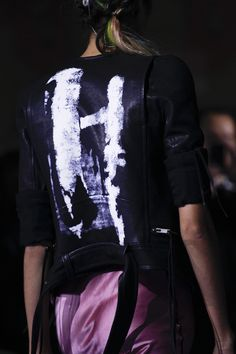 Haider Ackermann Spring 2016 Ready-to-Wear Fashion Show Details