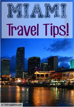 17 Fun Things to Do and Must-See Places to Go in Miami! ~ from TheFrugalGirls.com ~ you'll love these insider travel tips for your next trip to Florida! #beaches #thefrugalgirls