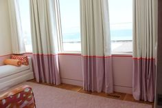 Flowing in the Sunlight: Eight Ideas for Using Fabric Window Treatment